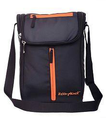 kelvin planck Black Polyester College Bag