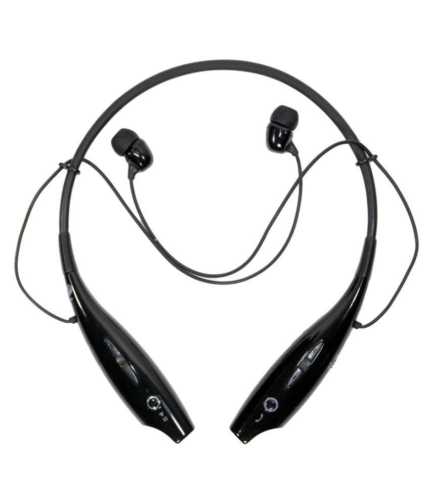 GO MANTRA MotorolaMoto Z Play Neckband Wireless With Mic Headphones/Earphones