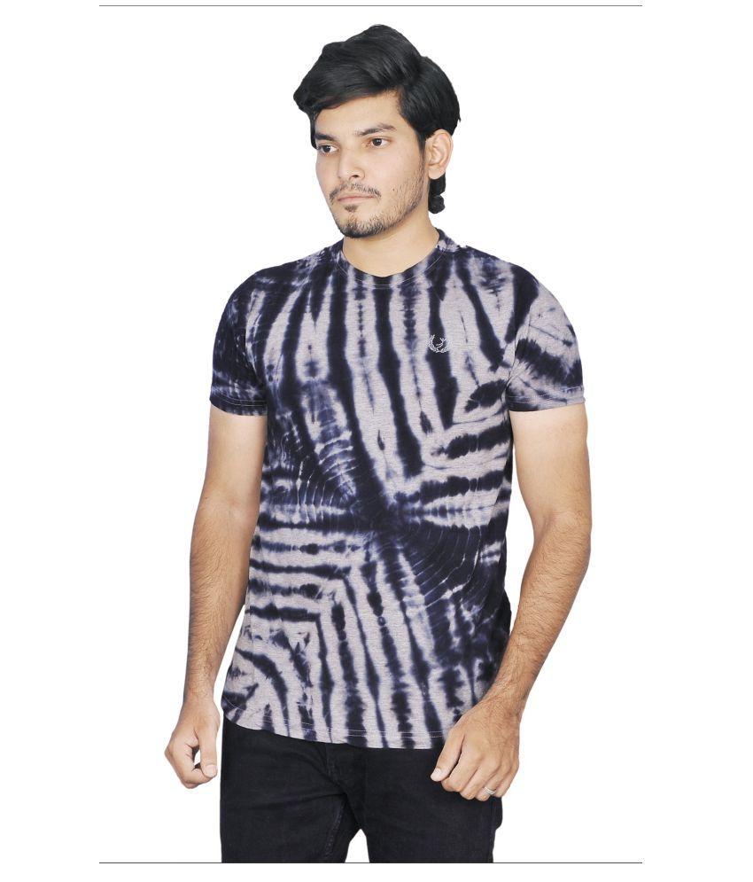 PLANET 69 Multi Round T-Shirt