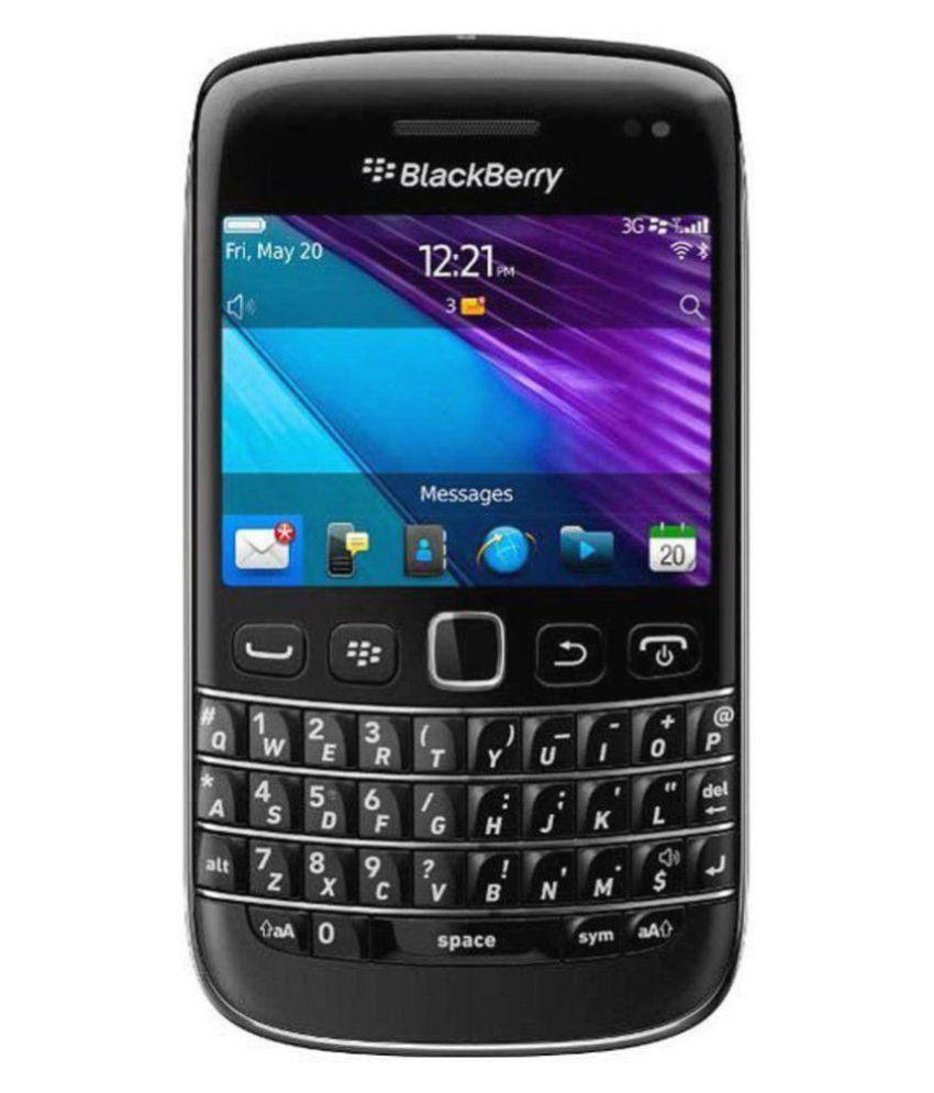 Blackberry Black 9790 8GB 8GB