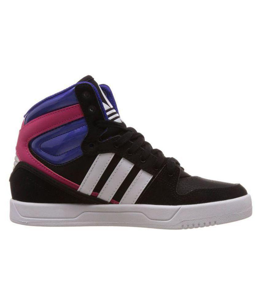 ebd625550e13 Adidas Originals Court Attitude Kids Sneakers Adidas Originals Court  Attitude Kids Sneakers ...