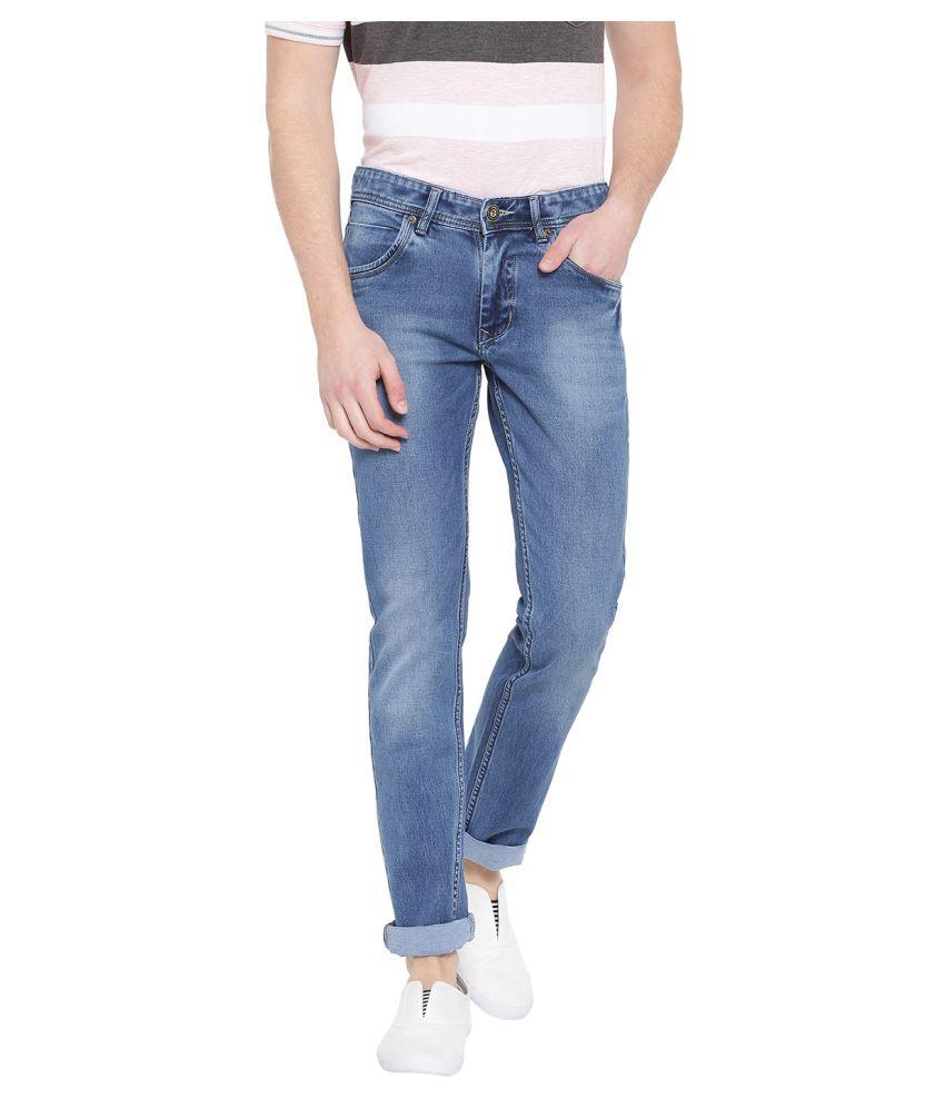 Duke Light Blue Skinny Jeans