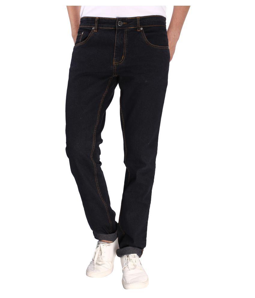 FLAGS Brown Slim Jeans