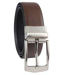 Woodland Imports Reversible Leather Formal Belt (1 Belt)