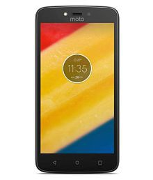 Moto C Plus (16GB, 2GB RAM) - with 4000 mAh battery