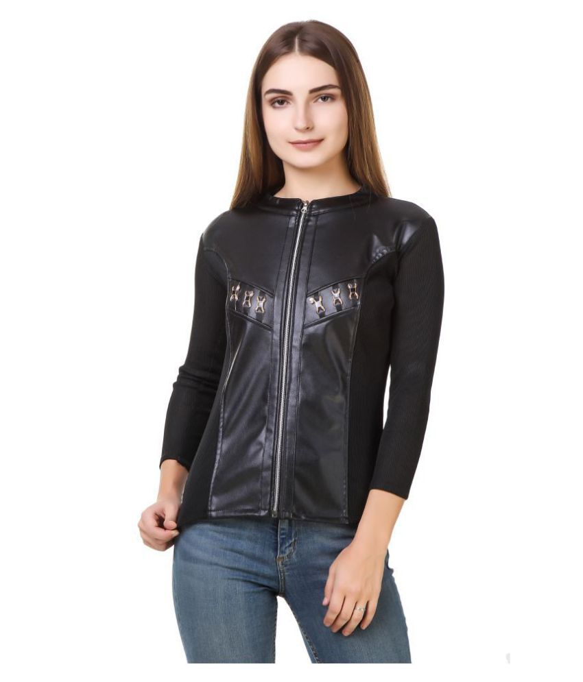 AJF-LEATHER-JACKET-NUG-BLACK
