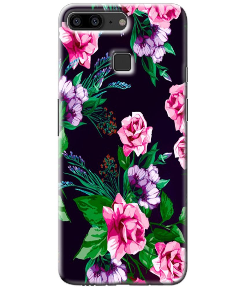 Oneplus 5T Printed Cover By Case King