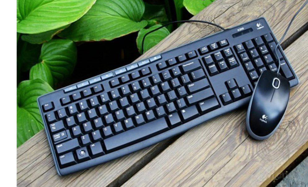 logitech mk200 usb keyboard mouse combo with wire buy logitech mk200 usb keyboard mouse. Black Bedroom Furniture Sets. Home Design Ideas