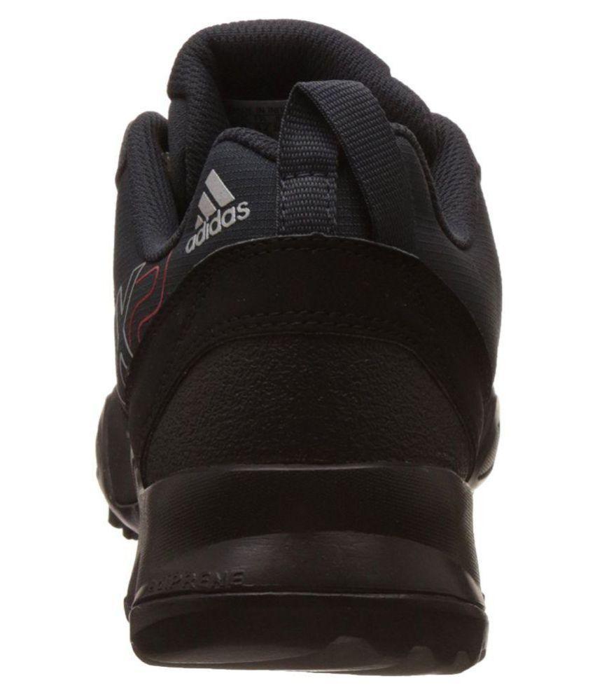 35f6ee1680d03e Adidas AX2 Men s Black Hiking Shoes - Buy Adidas AX2 Men s Black ...