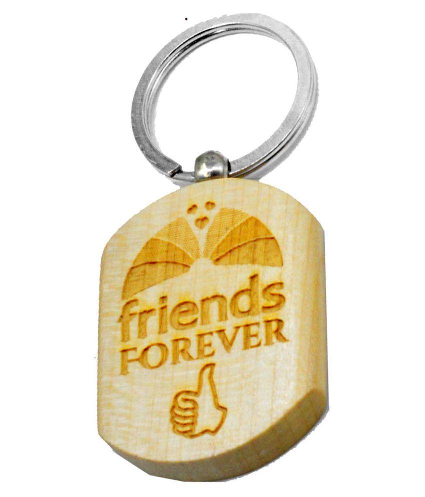 Faynci Friends Forever Key Chain