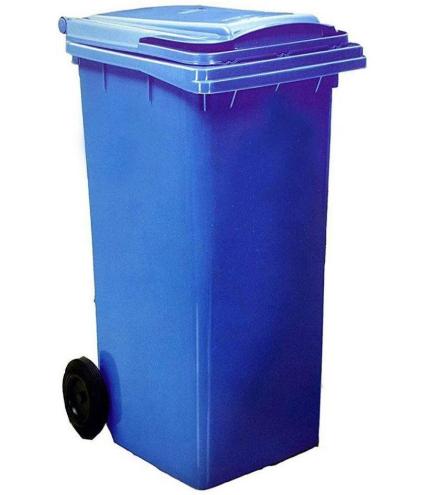 nilkamal big garbage waste trash bucket dustbin with lid and strong rh snapdeal com