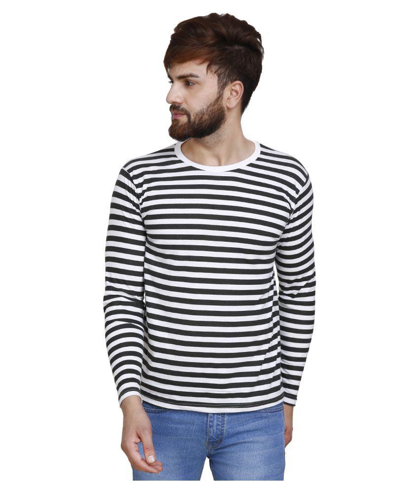 LivFit Multi Round T-Shirt Pack of 1
