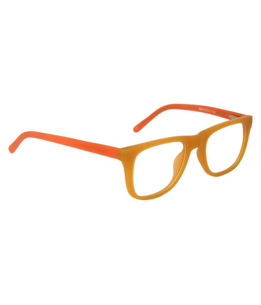 YOUNG KIDOZ SPECTACLE FOR KIDS (YK5548)(YELLOW)