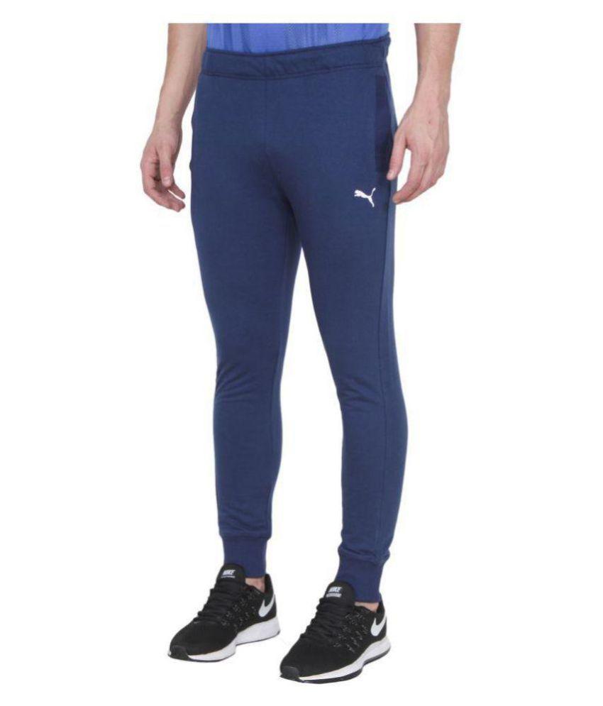 Puma Navy Blue Track Pant