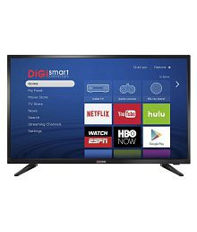 DIGI SMART DIGI-32_SMART 80 cm ( 32 ) Full HD (FHD) LED Television With 1+1 Year Extended Warranty