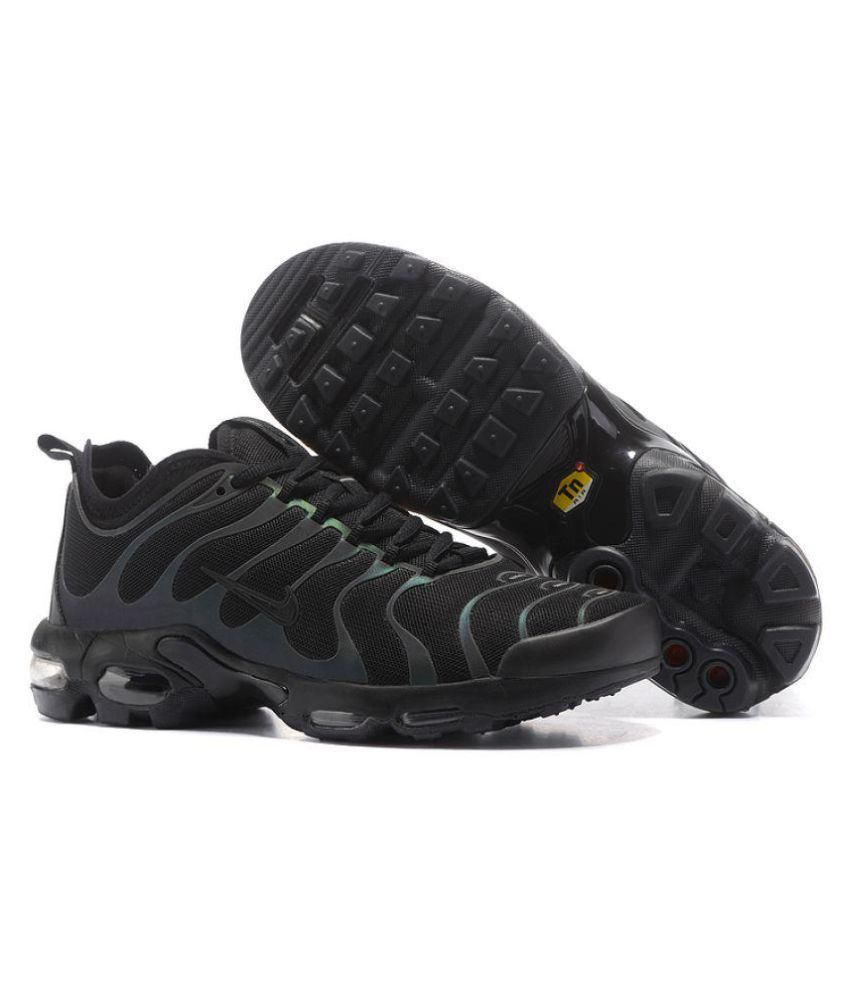 026dfade806 ... Nike AirMax Plus TN Ultra Reflective Iridescent Black Running Shoes ...