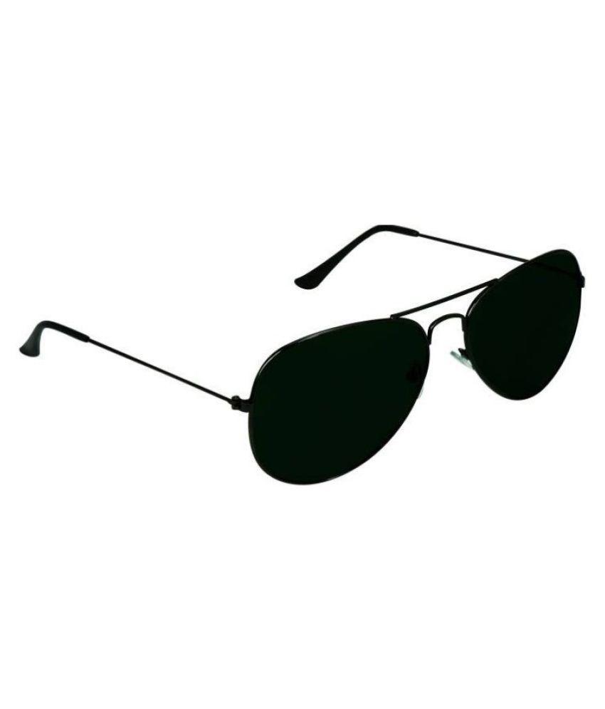 Nolimitshop Black Aviator Sunglasses ( 1000 )