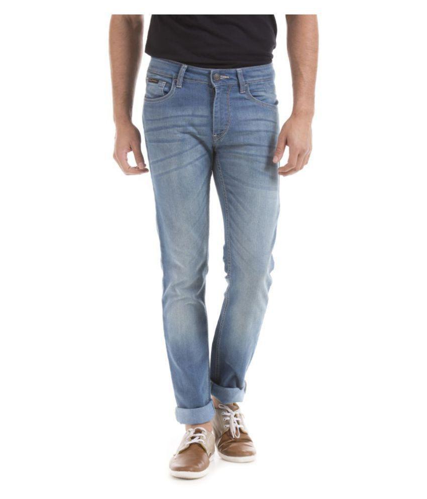 Flying Machine Blue Slim Jeans