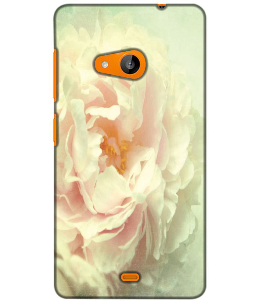 Microsoft Lumia 535 3D Back Covers By Design Worlds