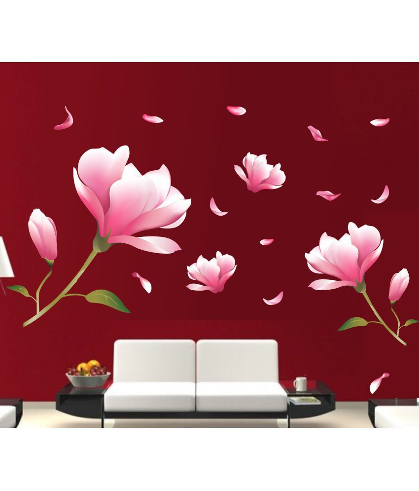 wall dreams Flowers Nature Nature PVC Sticker
