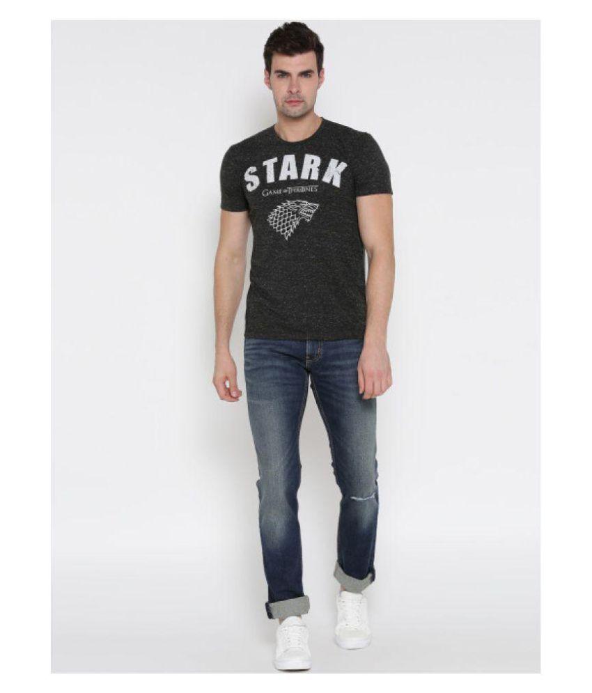 levi's redloop Dark Blue Slim Jeans