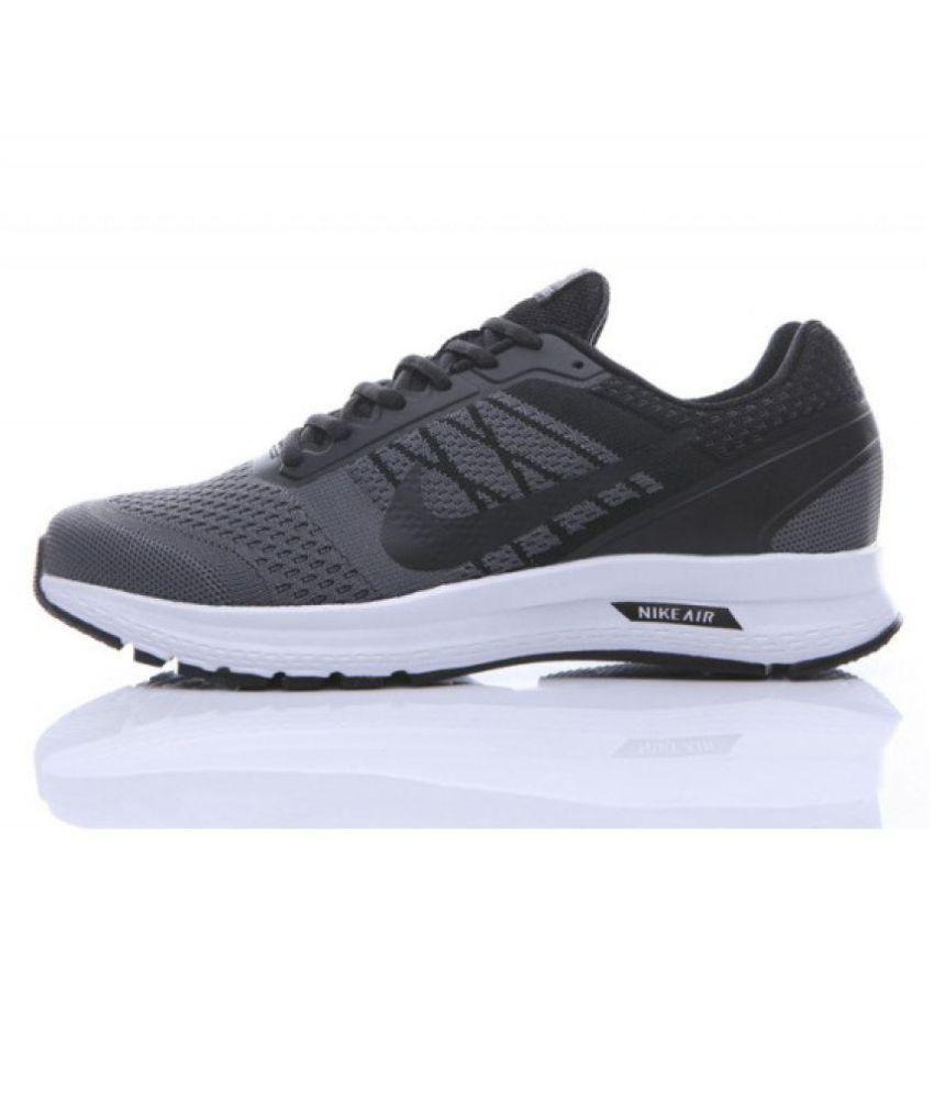 Nike Nike Air Relentless 6 Msl Gray Running Shoes ...