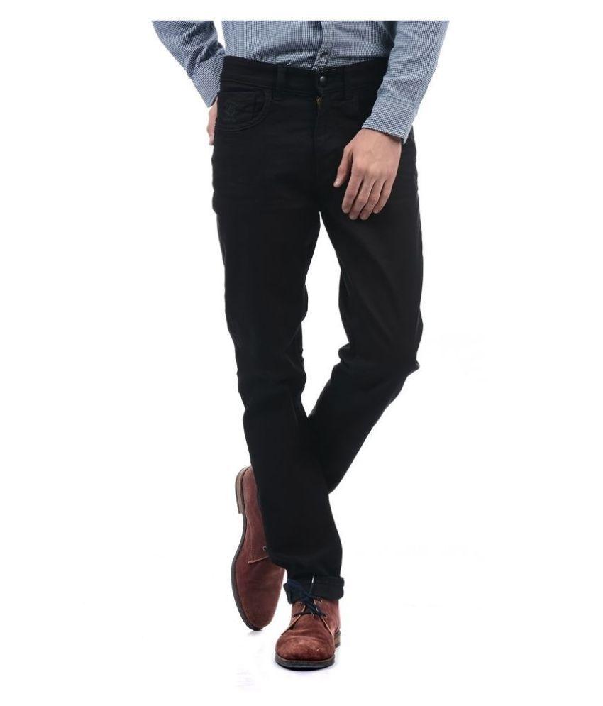 U.S. Polo Assn. Black Slim Jeans