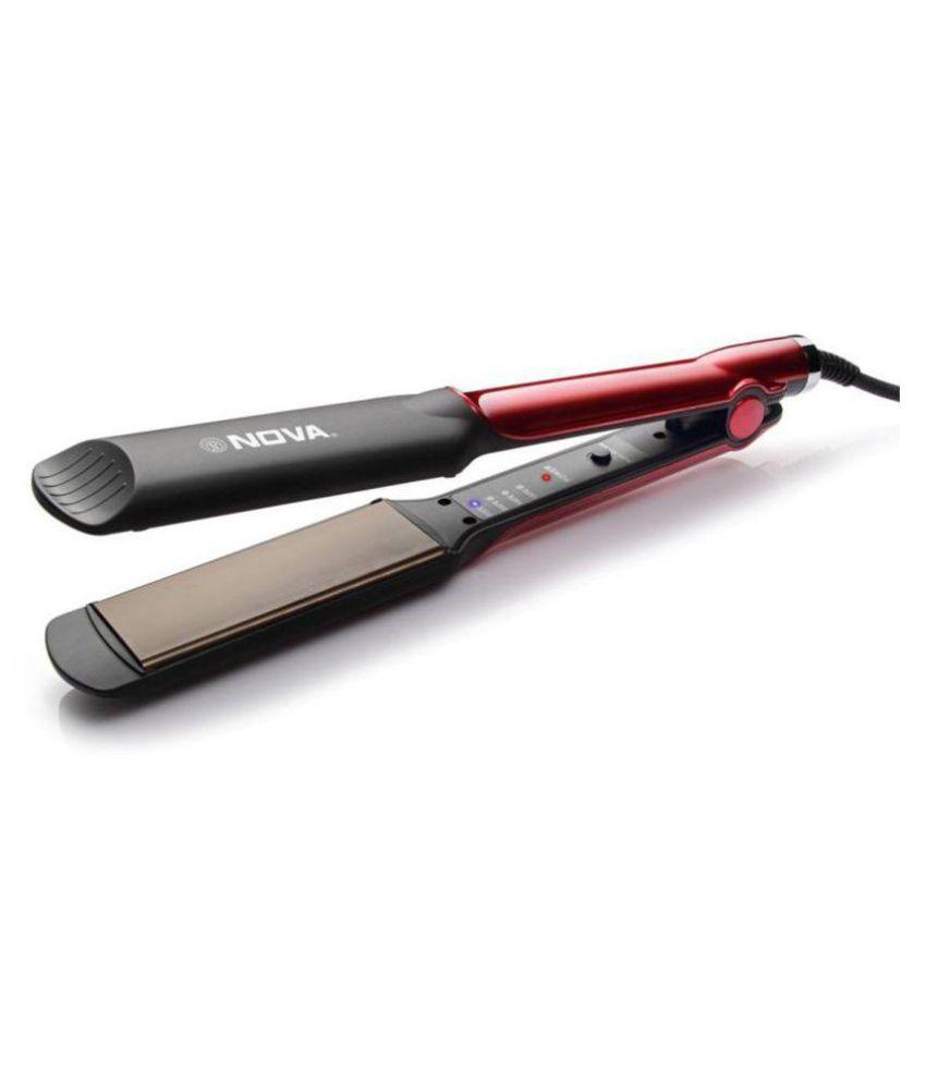 zark things NOVA NHS-870 HAIR STRAIGHTENER Hair Straightener ( MAY VARY )