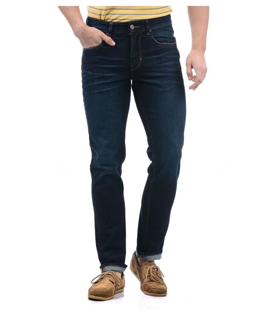 U.S. Polo Assn. Dark Blue Slim Jeans