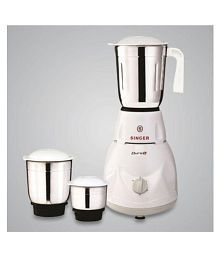 Singer DURO PLUS 500 Watt 3 Jar Mixer Grinder