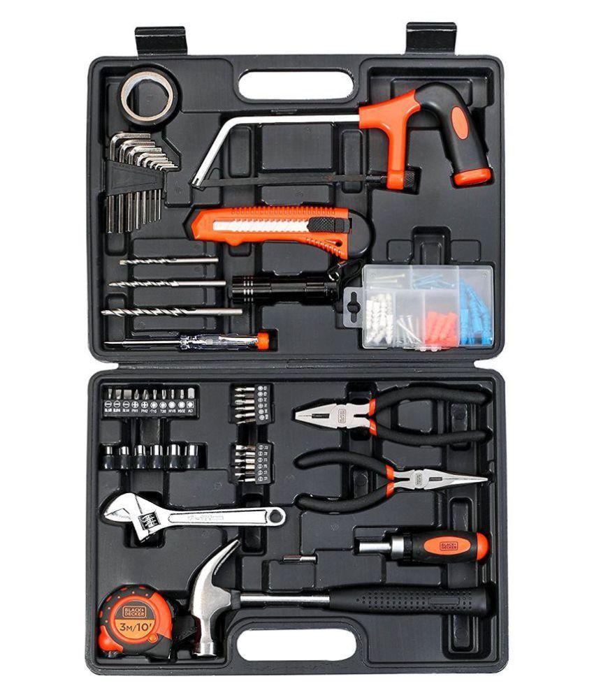 dbcbd8415 ... Black   Decker Hand Tool Kit (108-Piece)