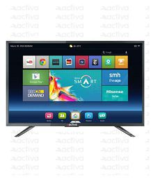 Activa ACT-32 SMART 80 cm ( 32 ) Smart Full HD (FHD) LED Television With 1+1 Year Extended Warranty