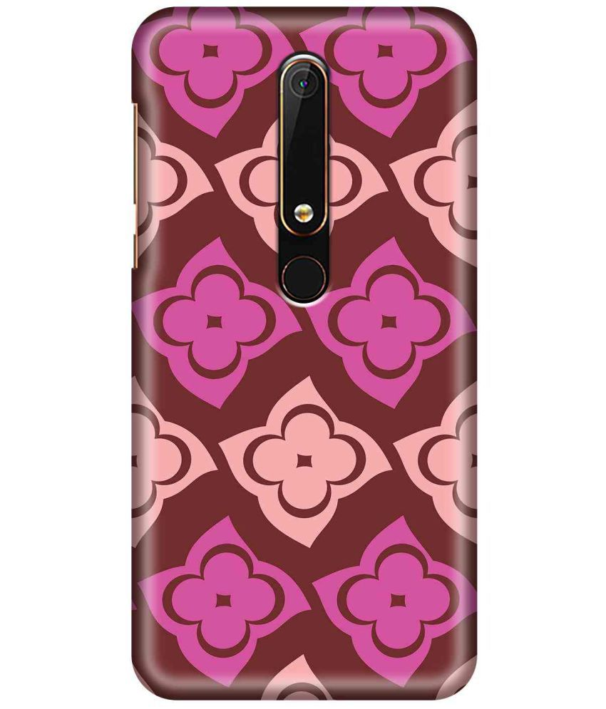 Nokia 6 (2018) Printed Cover By SWAGMYCASE