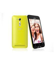 Asus Black Yellow Asus Zenfone Go 4.5 8GB