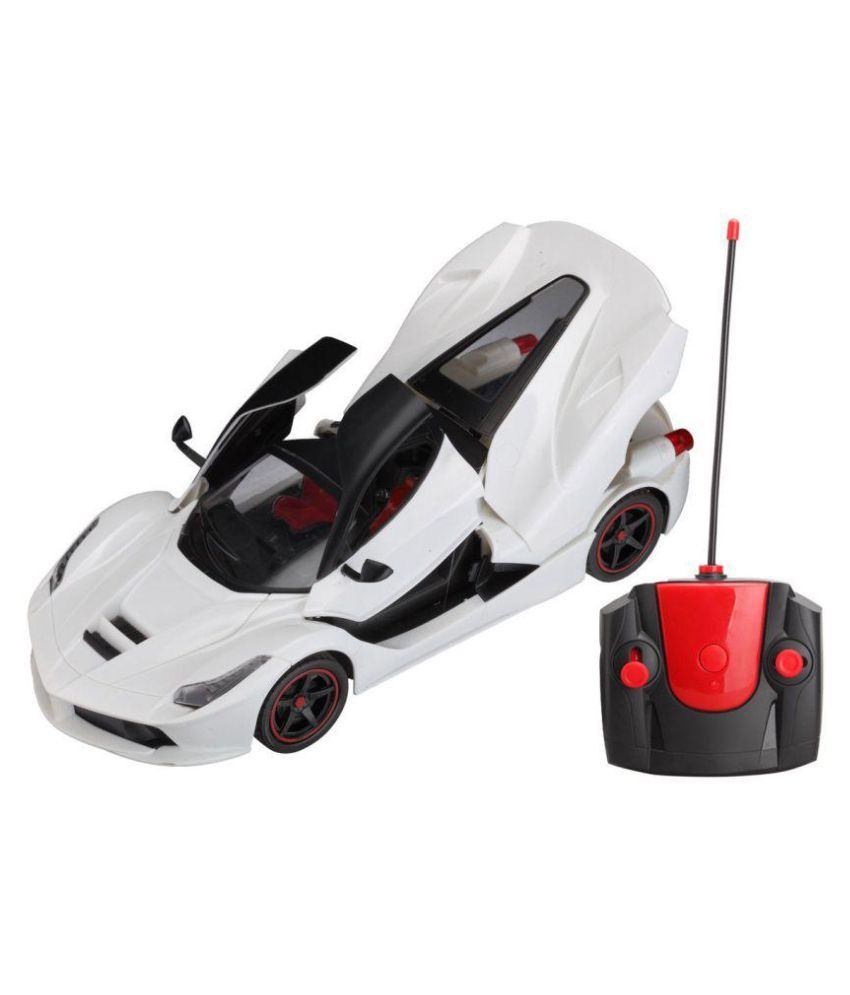 Webby Remote Controlled Super Car with Opening Doors and Dicky