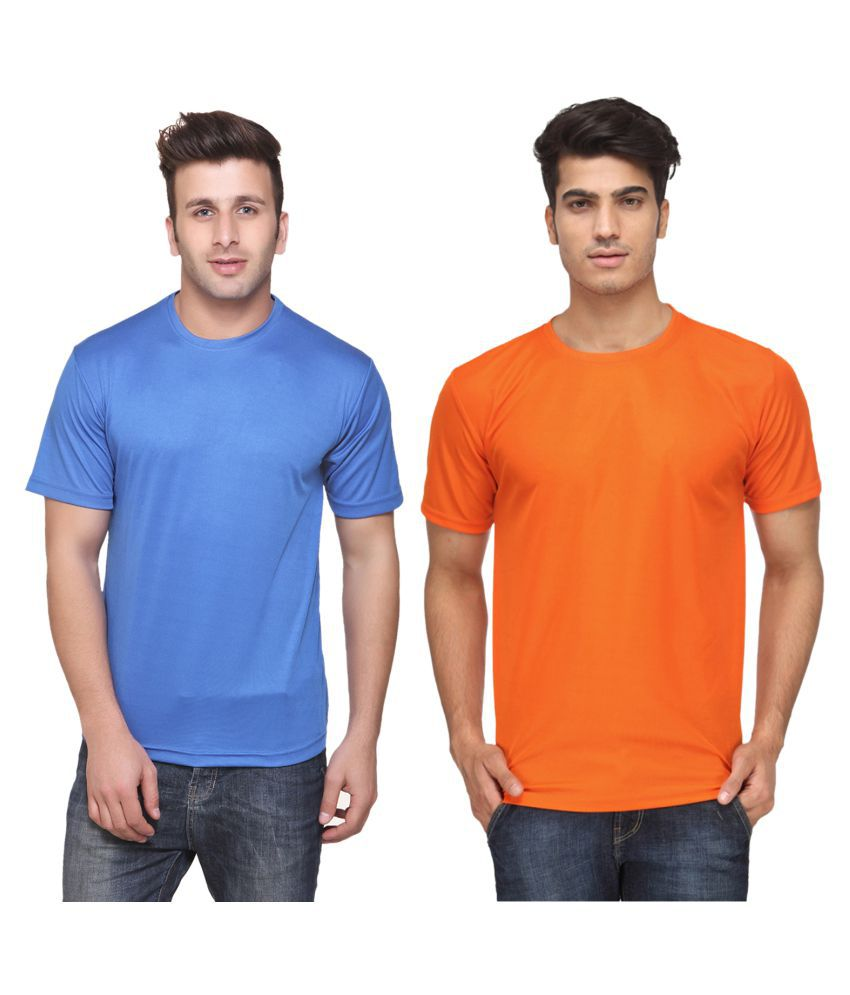 CONCEPTS Multi Round T-Shirt Pack of 2