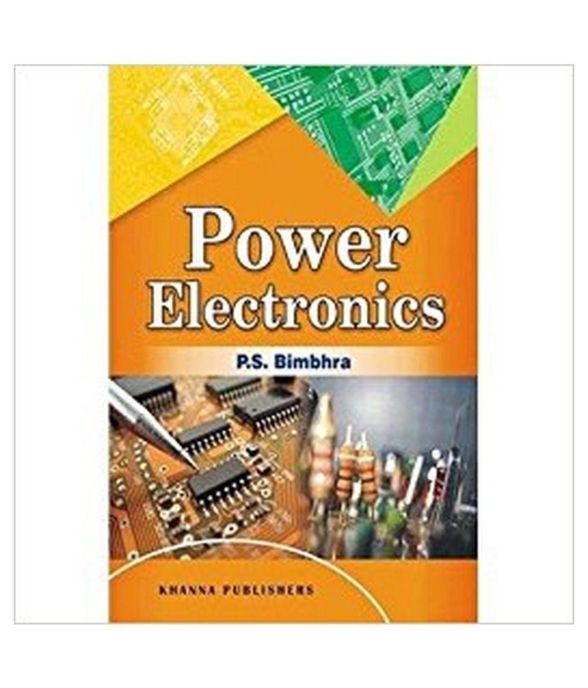 Power Electronics Paperback (English) 2012