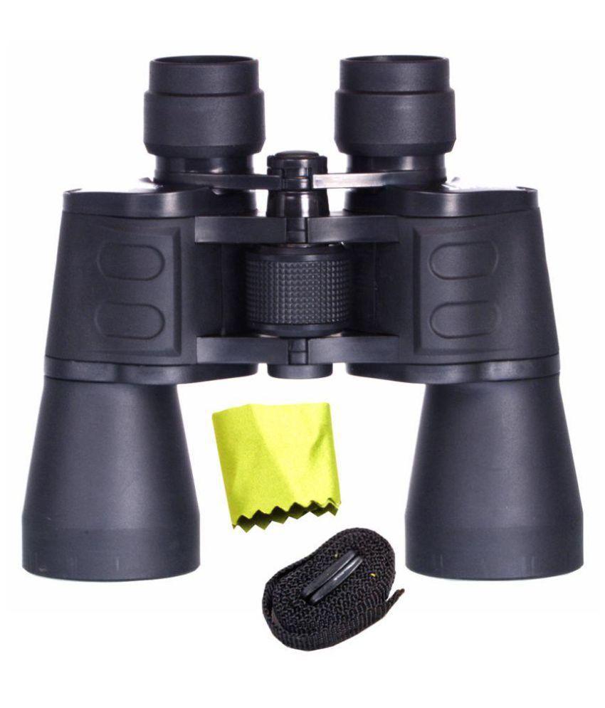 Waterproof COMET 07X50 Zoom 07X Prism Binocular Monocular Telescope with Pouch