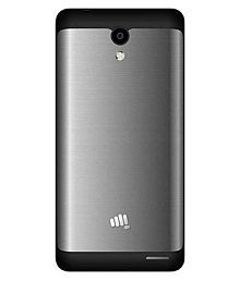 Micromax Gray Vdeo 1 Q4001 (Grey) 8GB