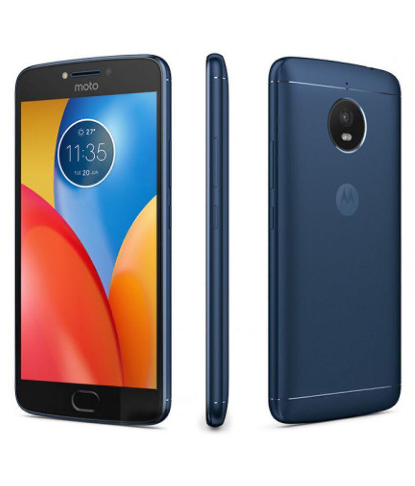 REFURBISHED Motorola E4 Plus 32GB Blue 3 GB 3 GB
