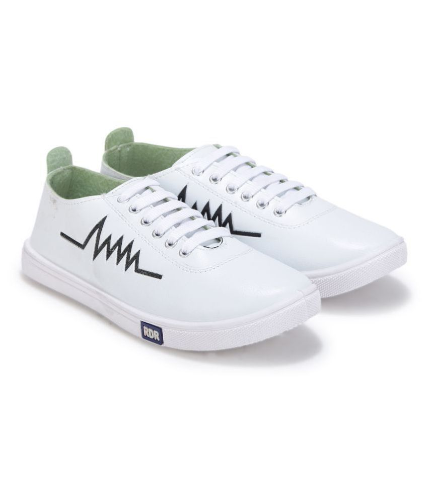 Treadfit Sneakers Blanco Casual Zapatos Barato clearance best sale Barato Zapatos af1d8a