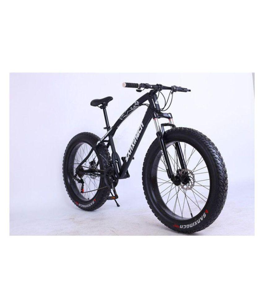 R Jag Cyc FATBOY Black 66.04 cm(26) Mountain bike Bicycle Adult Bicycle/Man/Men/Women