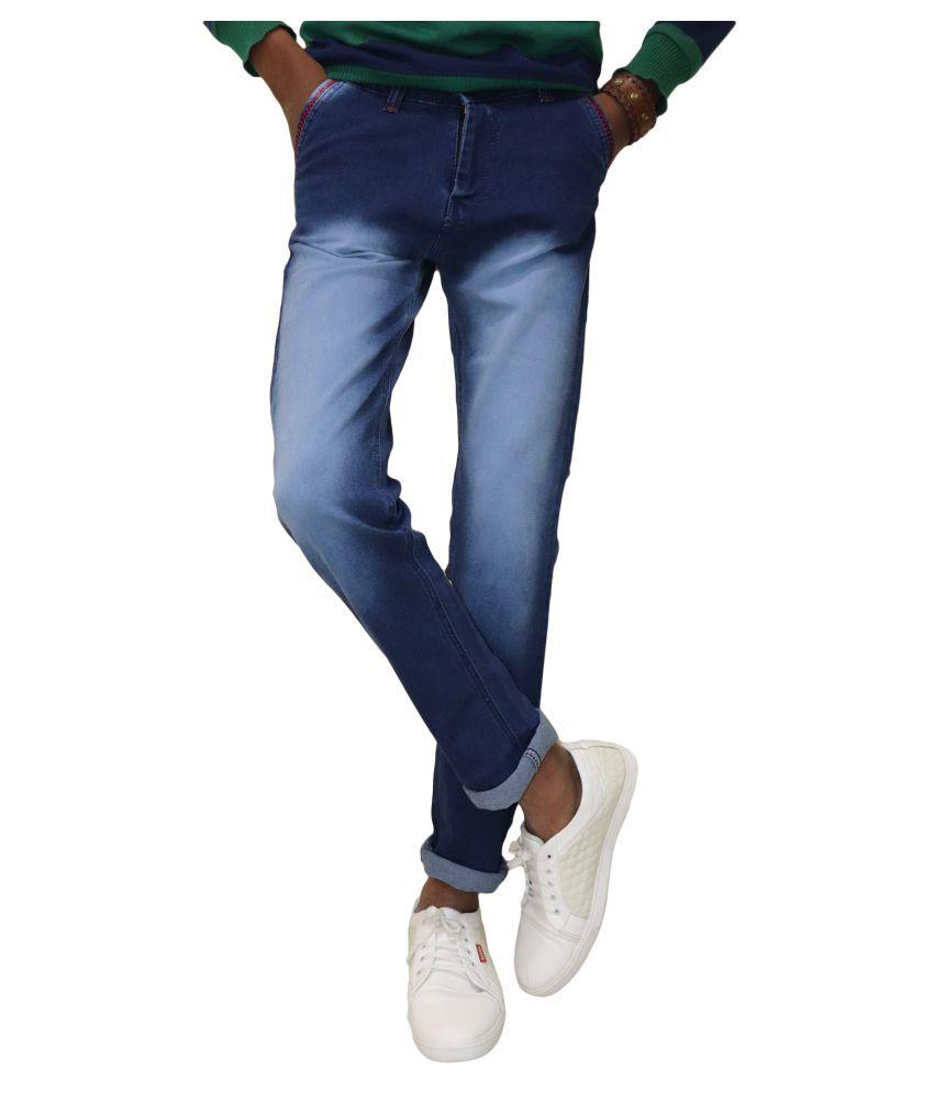 DREAM VISION Blue Slim Jeans