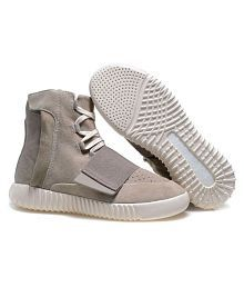 Adidas yezzy 750 boost Lifestyle Gray Casual Shoes