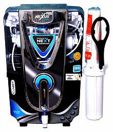 NEXUS Pure Camry Black 14 Ltr ROUVUF Water Purifier