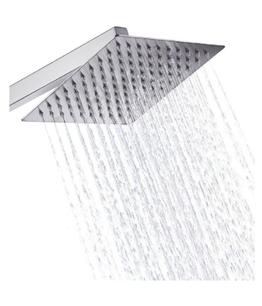 Buy SSS 8X8 inches Ultra slim Shower Head with 15 inches square ...