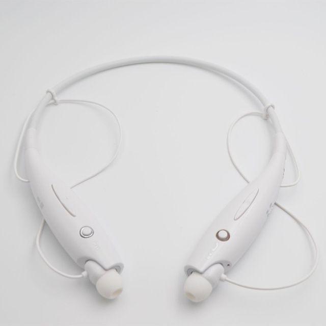 WowObjects HBS730 Wireless Bluetooth Headphone Headset Sport Running Earphone Handsfree Earbud Earpods For Hu Samsung iPhone
