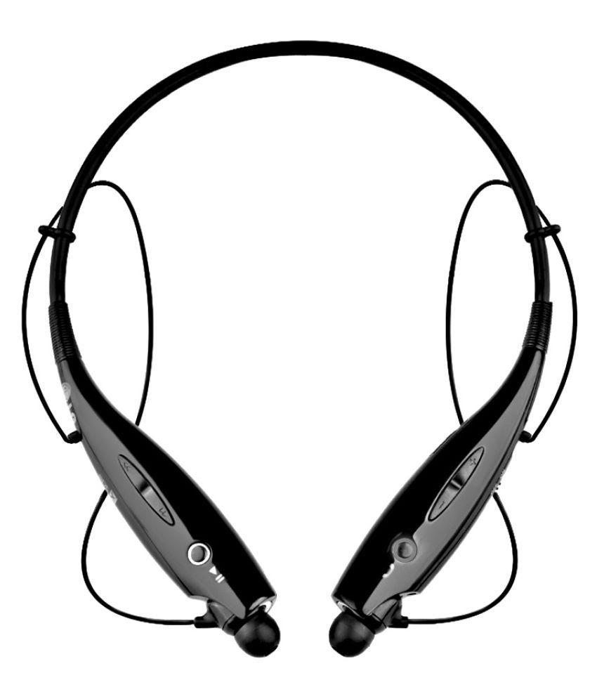 MS KING HTC Desire 501 Neckband Wireless With Mic Headphones/Earphones