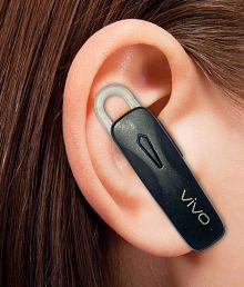 Vivo Bluetooth Wireless Headset - Black