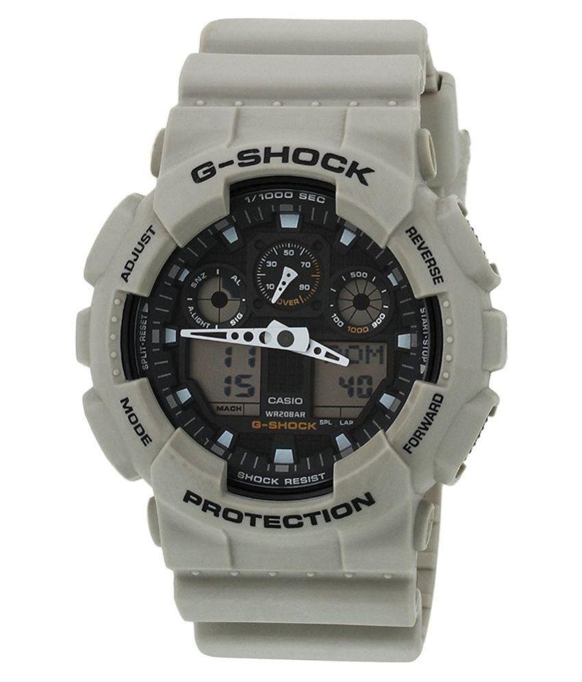 8be9b2d07 Men Fashion Shock Resistant Analog Black Dial Watch - GA-100SD-8A (G454) - Buy  Men Fashion Shock Resistant Analog Black Dial Watch - GA-100SD-8A (G454) ...